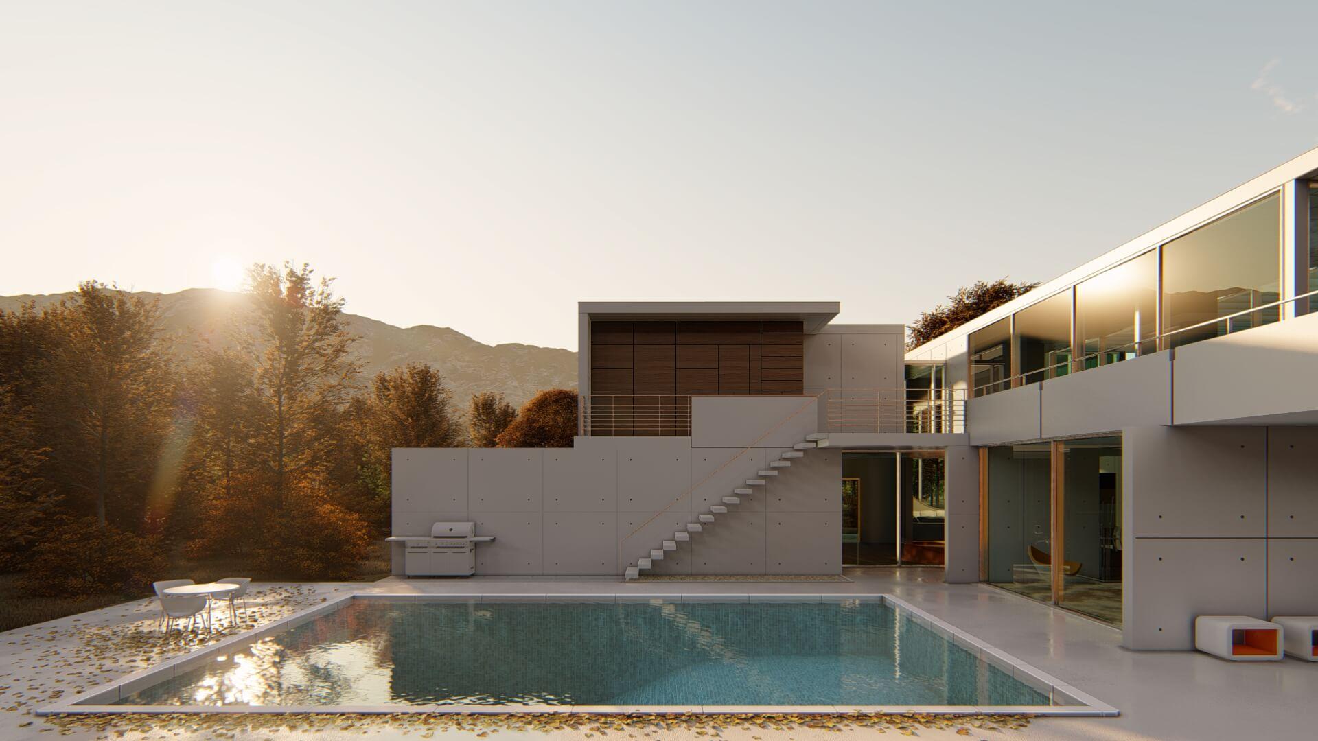 diseño de exteriores barcelona