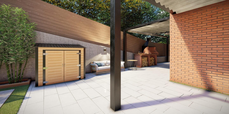 diseño exteriores barcelona